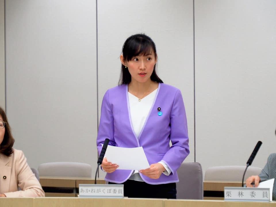 文教委員会女性差別撤廃1